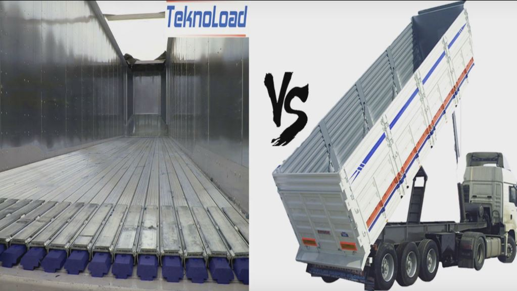 TeknoLoad vs Damperli