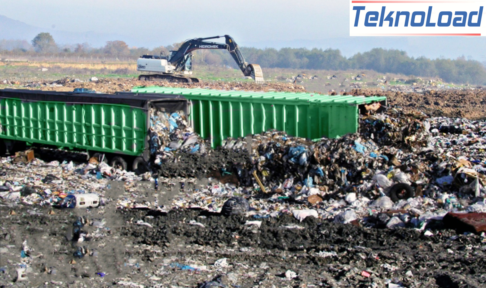 Teknoload recycling